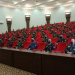 В Отдельной общевойсковой армии Нахчывана с участием молодых офицеров проведены учебно-методические сборы