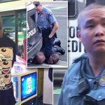 Полицейский обвиняемый по делу об убийстве Флойда освобожден под залог