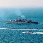В Черном море начались учения «Морской бриз»