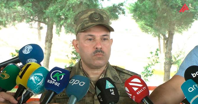 Минобороны: «На вражеской территории нет ни одного погибшего и раненого военнослужащего Азербайджанской армии»