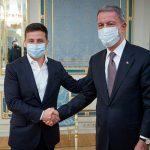 Зеленский: Украина и Турция продолжают тесный политический диалог