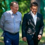 Леонид Кучма ушел с поста главы делегации Киева в Трехсторонней контактной группе по урегулированию в Донбассе