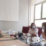 Миссия ВОЗ провела встречу с представителями Госагентства по ОМС и TƏBİB