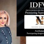 Коллекция«Карабах»будет представлена на первой цифровой Неделе моды в США