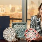 Использовать бизнес, как силу добра: история успеха керамиста Сабихи Ханкишиевой