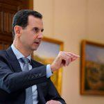 Асад заявил, что его не заботят заявления Трампа о его судьбе