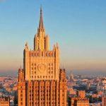 МИД РФ уведомил посольство США об ответе при попытке «осветить» акции за Навального