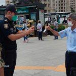 В Баку полиция проводит контрольно-профилактические мероприятия