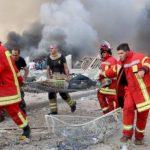 При взрыве в Бейруте ранения получили шесть граждан Турции