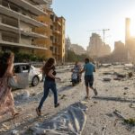 В Бейруте около 300 тысяч человек остались без крова после взрыва