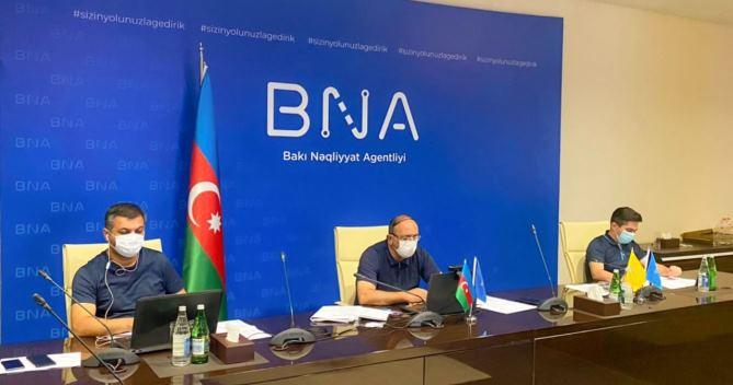 Бакинское транспортное агентство предупредило перевозчиков, нарушающих правила карантина (ФОТО)