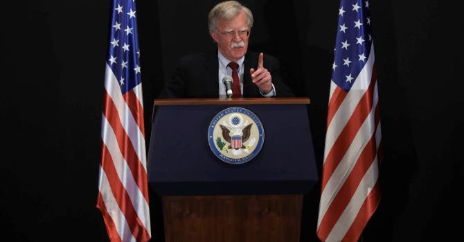 Болтон считает Трампа «безнравственным президентом»