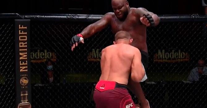 Льюис установил рекорд UFC по количеству нокаутов в тяжелом весе