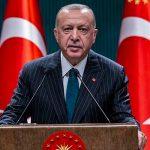 Президент Турции призвал европейских политиков действовать ответственно по всем региональным вопросам