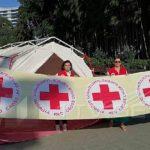 В Батуми и Кобулети установили палатки для бесплатного тестирования на коронавирус