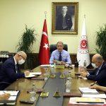 """Хулуси Акар: """"Турция способна защищать права и интересы в Восточном Средиземноморье"""""""