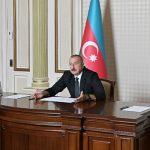 Президент Азербайджана Ильхам Алиев дал интервью телеканалу CNN International - ОБНОВЛЕНО