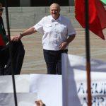 Лукашенко объявил, что встает на колени перед белорусами - ОБНОВЛЕНО