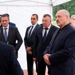 Лукашенко: Республика Беларусь будет без предупреждения реагировать на нарушения своей границы