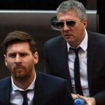 Отец Месси собирается провести переговоры с «Барселоной»