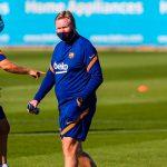 Месси и Ракитич пропустили первую тренировку «Барсы»