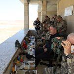 Главы оборонных ведомств Азербайджана и Турции наблюдали за ходом совместных учений