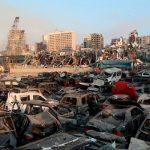 Из-за взрыва в Бейруте около двух тысяч врачей получили ранения и лишились работы