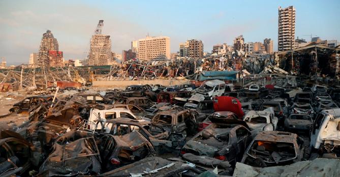 В Пентагоне не исключили атаку на порт Бейрута