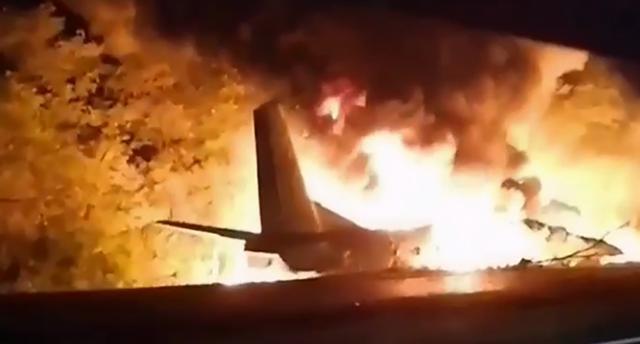При крушении Ан-26 под Харьковом погиб сын украинского депутата