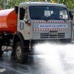 В Баку проводятся усиленные дезинфекционные работы