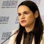 Тихановская обсудила с зампомощника Помпео ситуацию в Беларуси