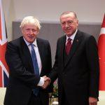 Эрдоган и Борис Джонсон обсудили события в Карабахе