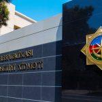 СГБ распространила информацию об аресте главы «Baku Steel Company».