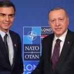 Эрдоган и Санчес обсудили сотрудничество Турции и Испании
