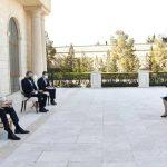 Баку-Афины: пора собирать камни