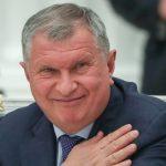 Ильхам Алиев наградил Игоря Сечина орденом «Достлуг»