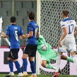 Италия сыграла вничью с Боснией и Герцеговиной в матче Лиги наций