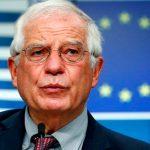 ЕС примет решение о дополнительных санкциях против России по итогам визита Жозепа Борреля