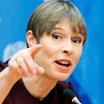 Президент Эстонии напомнила руководству Беларуси, что Гаага находится не так уж далеко