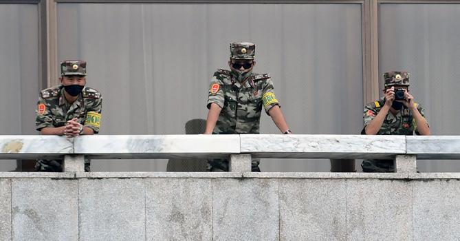 Северную Корею обвинили в убийстве южнокорейского чиновника