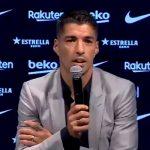 «Барселона» объявила о переходе Суареса в «Атлетико»