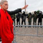 В Беларуси Марии Колесниковой предъявили окончательное обвинение