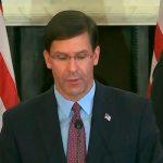 Министр обороны США посетил Иорданию и Израиль