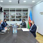 Азербайджан и Германия обсудили экономическое сотрудничество