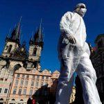 В Чехии зарегистрировали наивысший уровень заражения коронавирусом за сутки