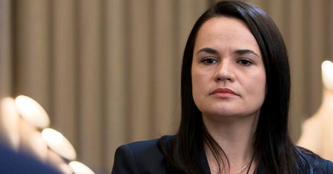Генпрокуратура Беларуси просит Литву выдать Тихановскую