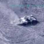 Уничтожено еще несколько единиц военной техники противника в направлении Джебраильского района