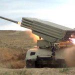 ВС Азербайджана провели тактические учения с боевыми стрельбами
