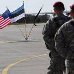 Россия выразила протест из-за учений ВС США в Эстонии