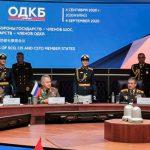 В Москве прошло заседание министров обороны СНГ и ШОС
